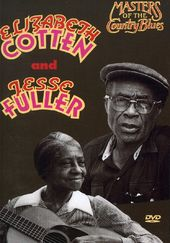 Masters of the Country Blues - Jesse Fuller /