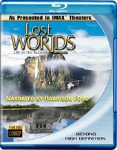 IMAX - Lost Worlds: Life in the Balance (Blu-ray)