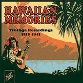Hawaiian Memories: Vintage 1928-1941
