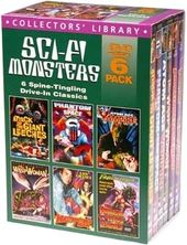 Sci-Fi Monsters (Atom Age Vampire / Attack of the