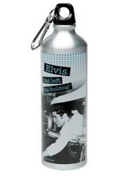 Elvis Presley - Stainless Steel Water Bottle