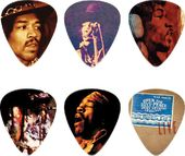 Jimi Hendrix - Hear My Music Pick Tin - 6 Medium