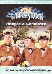 The Three Stooges - Stooged & Confoosed (Color