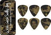 Jimi Hendrix - Frontline Pick Tin - 6 Heavy Picks