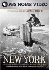 PBS - American Experience: New York (8-DVD)
