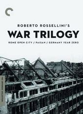 Roberto Rossellini's War Trilogy (Rome Open City