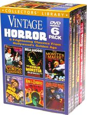 Vintage Horror (Corpse Vanishes / Dead Men Walk /