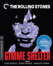 The Rolling Stones - Gimme Shelter (Blu-ray)