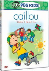 Caillou - 2-Pack: Caillou's Family Fun /