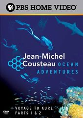 PBS - Costeau, Jean-Michel - Ocean Adventures: