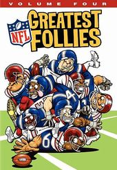 Football - NFL Greatest Follies, Volume 4