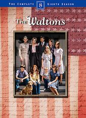 The Waltons - Complete 8th Season (3-DVD)