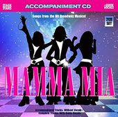 Karaoke: Mamma Mia Accompaniment (2-CD)