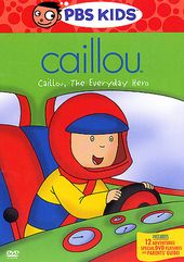 Caillou - Caillou, the Everday Hero
