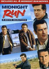 Midnight Run Movie Marathon: 4-Film Collection