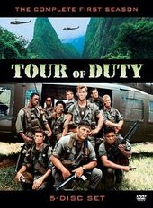 Tour of Duty - Complete 1st Season (5-DVD)