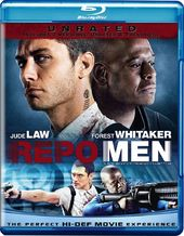Repo Men (Blu-ray, Unrated, Rateds)