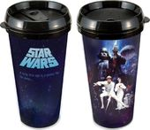 Star Wars - 16 oz. Plastic Travel Mug