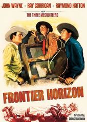 The Three Mesquiteers: Frontier Horizon