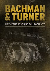 Live at the Roseland Ballroom, NYC