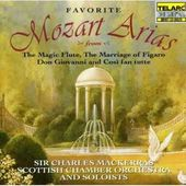 Mozart: Favorite Arias