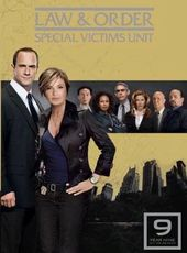 Law & Order: Special Victims Unit - Year 9 (5-DVD)