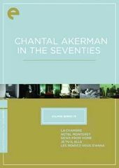 Chantal Akerman in the Seventies (3-DVD)