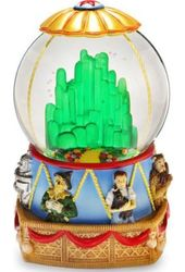 Wizard of Oz - Hot Air Balloon - Water Globe