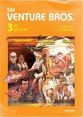 Venture Bros. - Season 3 (2-DVD)