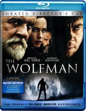The Wolfman (Unrated Director's Cut) (Blu-ray)