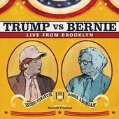 Trump vs. Bernie: Live from Brooklyn