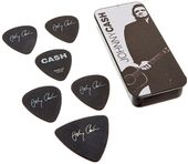 Johnny Cash - Legend Pick Tin - 6 Medium Picks