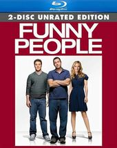 Funny People (Blu-ray, Rated, Unrateds, Special