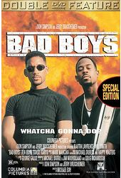 Bad Boys / Blue Streak DVD 2-Pack (DVD 2-Pack,