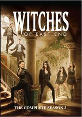 Witches of East End - Complete 2nd Season (3-Disc)