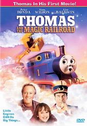 Thomas & Friends - Thomas and the Magic Railroad