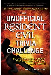 Trivia: The Unofficial Resident Evil Trivia