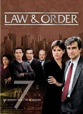 Law & Order - Year 7 (5-DVD)