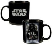 Star Wars - Darth Vader 20 oz. Black Ceramic Mug