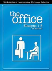 Office (USA) - Seasons 1-5 (18-DVD)