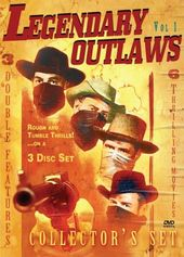 Legendary Outlaws Collector's Set (The Great