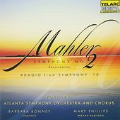 "Mahler: Symphony No. 2 ""Resurrection"" & Adagio"