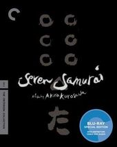 Seven Samurai (Blu-ray, Criterion Collection)