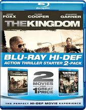 Jarhead / The Kingdom (Blu-ray) (2-Disc)