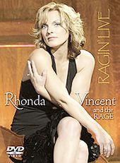 Rhonda Vincent and the Rage - Ragin' Live