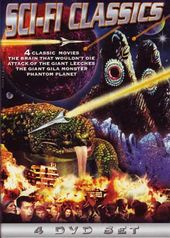 Sci-Fi Classics (The Brain That Wouldn't Die /