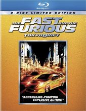 The Fast and the Furious: Tokyo Drift (2-Disc