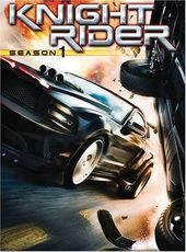 Knight Rider (2008) - Season 1 (4-DVD)