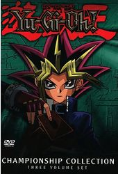 Yu-Gi-Oh!: Championship Collection (3-DVD)