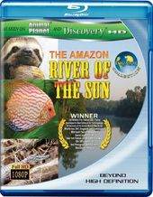 The Amazon: River Of The Sun (Blu-ray)